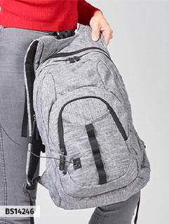 Leisure backpacks